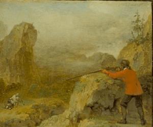 Paulus Potter - la punition du chasseur, scène 11
