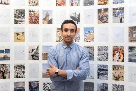 Amine Ibnolmobarack, 29 ans, architecte