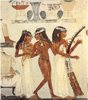 Tomb_of_Nakht_-_three_musicians
