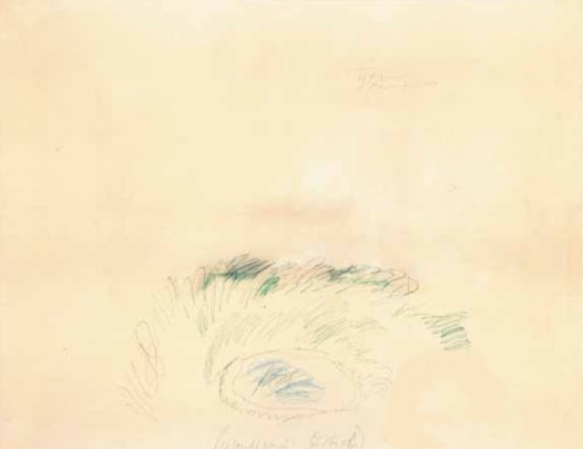 Cy Twombly - Woodland Glade (to Poussin), 1960.jpg