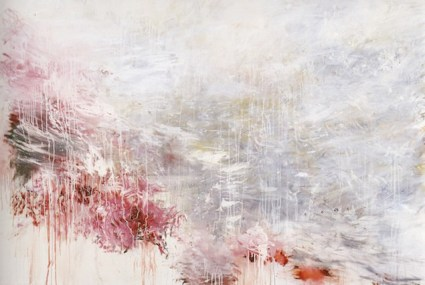Cy Twombly, Hero and Leander (To Christopher Marlowe) [Rome], 1985
