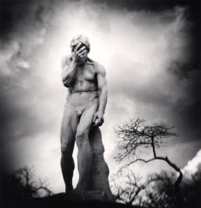 Michael Kenna - Vidal Cain, Jardin des Tuileries, Paris, France. 2,010