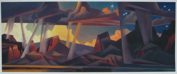 Veils of Time 27.5 x 68 Giclée Artist Proof, Very Limited $3,000.00