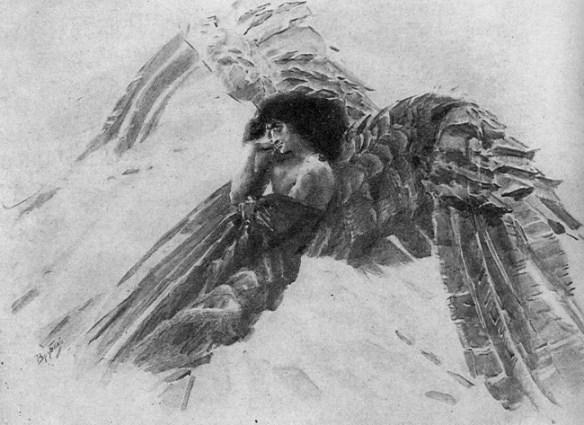 Михаил Врубел – демонът на живописта