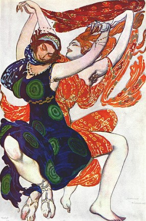 Narcisse, de Michel Fokine