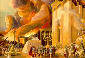 Jerusalem 2nd Temple destroyed by Rome