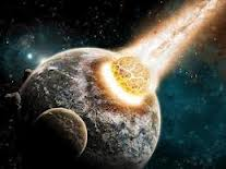 Nibiran Moon, Evil Wind, hit Earth, (Public domain image)