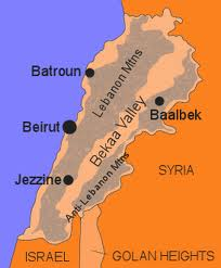 BaalbekMap