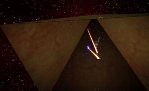 Gt Pyramid Orion & Sirius shafts
