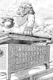 Seth & Shamgaz Murdered Osiris
