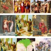JOSEPH, ABRAHAM'S GREAT GRANDSON, SAVED EGYPT, GOT ISRAELITES THERE FOR ENLIL