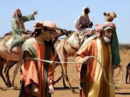 Joseph taken to Egypt