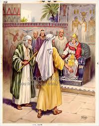 Moses &Pharaoh2