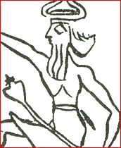 Enlil, Commander, Earth