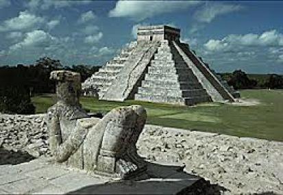 Chichen Itza, Yuctan Mexico