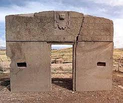 Tiahuanaco Gateway to Pumapunku, where Viracocha made base camp2