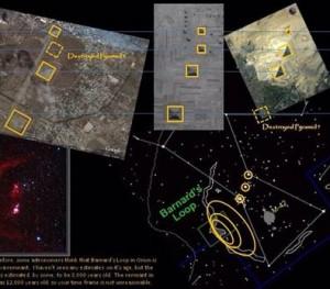 Orion Belt & Pyramids worldwide Hancock