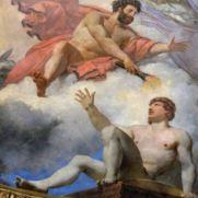 Enki as Prometheus