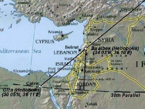 Giza Map Alignment Of Ararat Sinai ENKI SPEAKS - Giza map