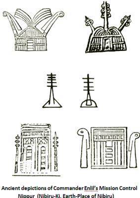 """Command Central, """"Nippur"""", in Akkandian, """"Nibiru-Ki""""--Earth Place of Nibiru, in Sumerian"""