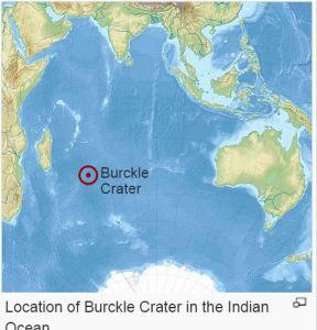 Burkle Crater