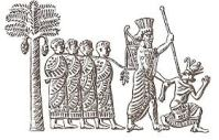 King Cambyses of Persia conquered Sumer
