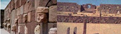 Sun Gate collage of 2