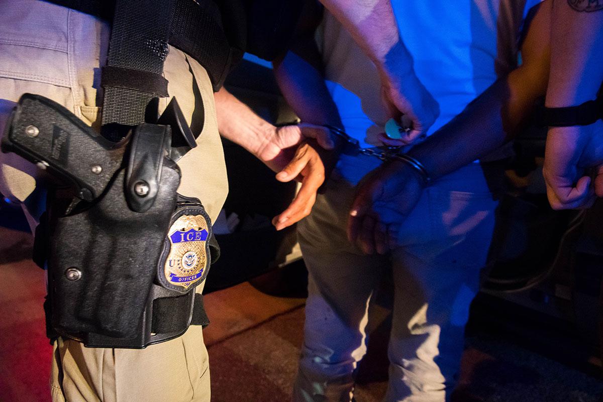 Llamadas de cortesía ICE del alguacil de Orange