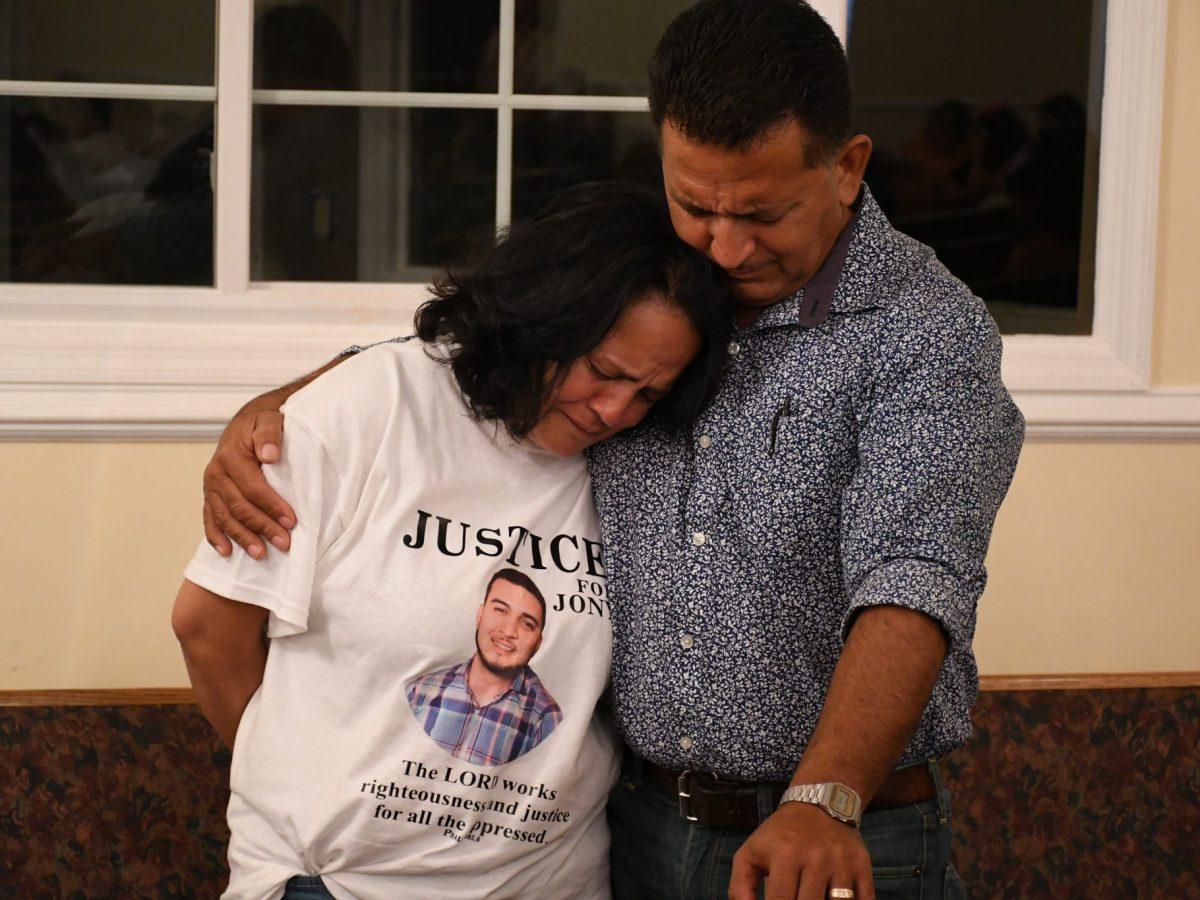 Muerte de Jonathan 'Jony' Ramírez?
