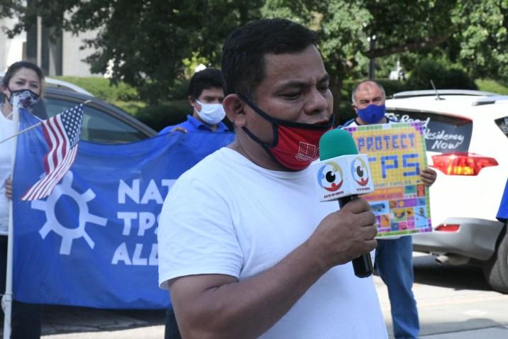 Tepesianos de Carolina del Norte piden residencia permanente