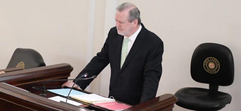 Agenda legislativa en Carolina del Norte