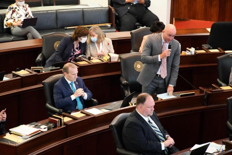 Legisladores Republicanos de Carolina del Norte