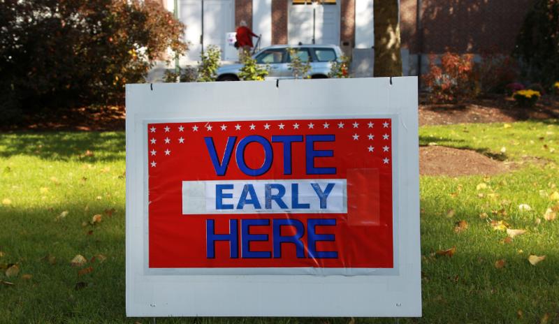 votaciones anticipadas en Mecklenburg