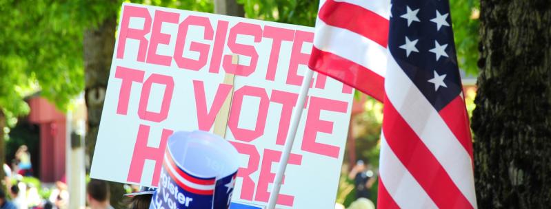 Inscribirse para votar en Carolina del Norte