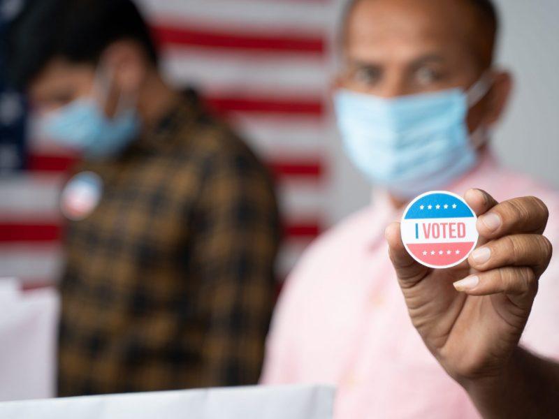 Reportar problemas en la elección de Carolina del Norte
