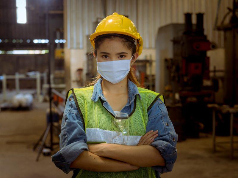 8 medidas de prevención para el sector de la construcción durante tiempos de covid-19
