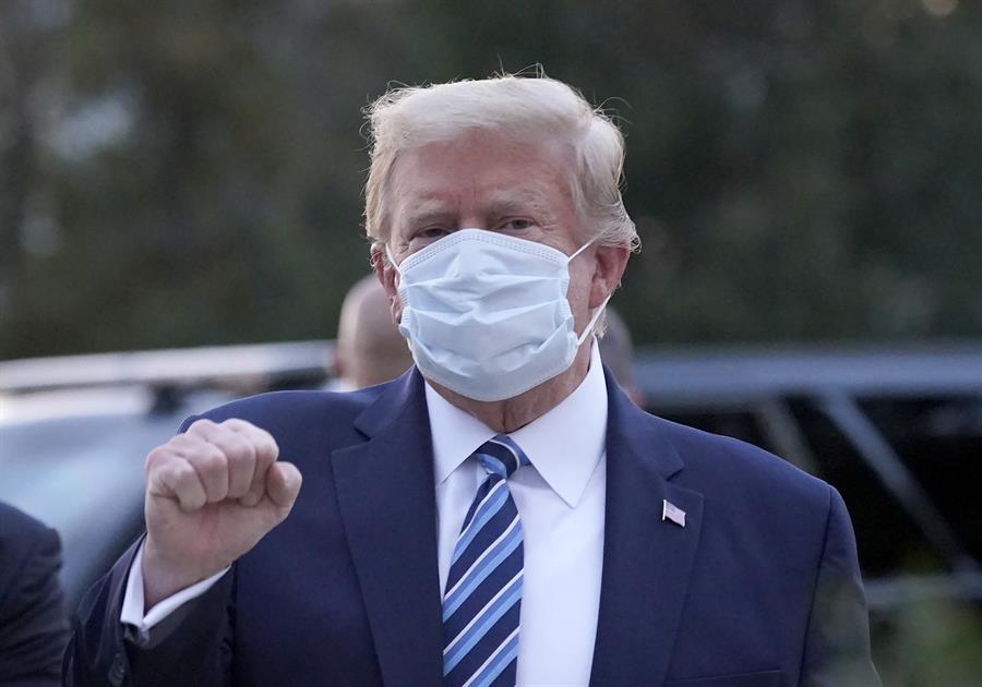 Demócratas piden investigar a Donald Trump
