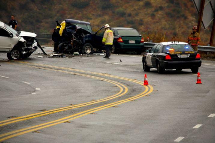 accidentes vehiculares en Carolina del Norte