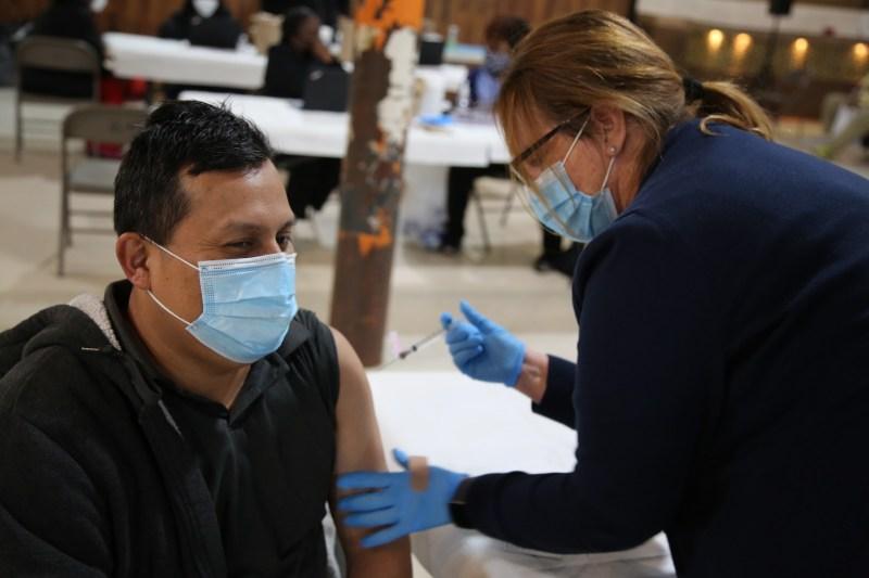 Dónde vacunarse contra el Covid en Carolina del Norte