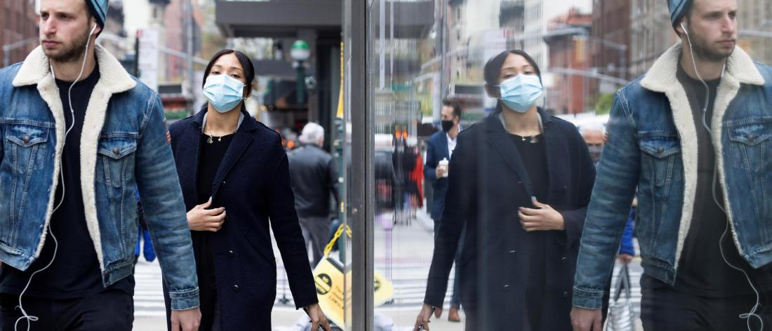 población vacunada podrá dejar de usar mascarilla en exteriores en algunos casos
