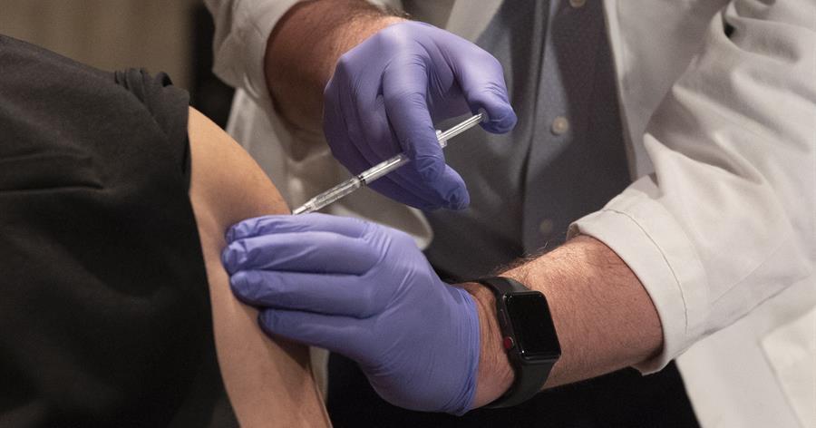 Personas vacunadas