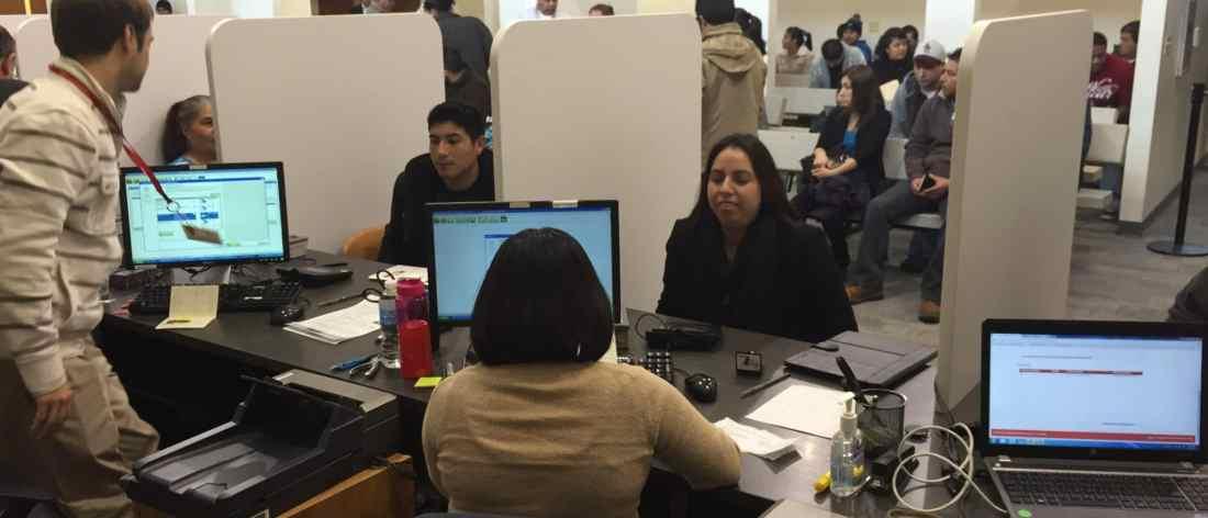 agendar una cita en el Consulado de México en Raleigh