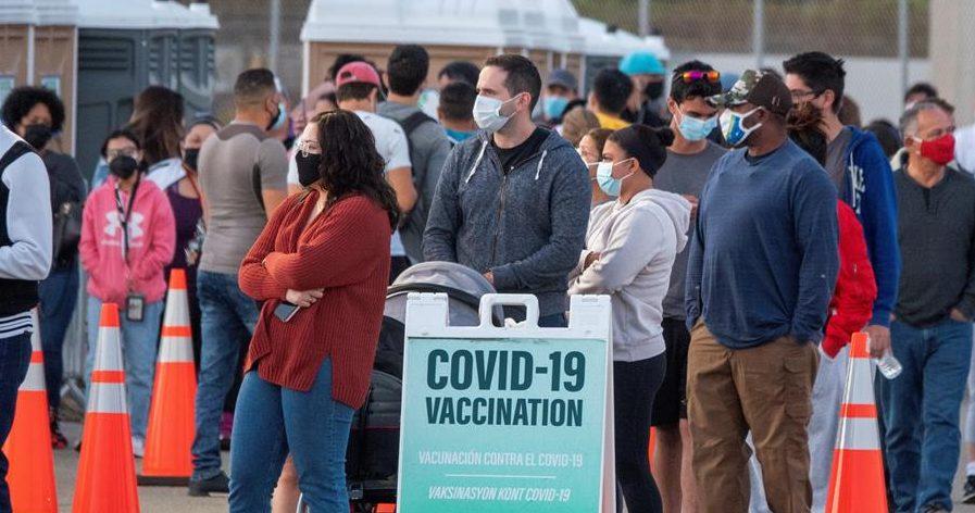 jornadas de vacunación comunitaria en la zona del triángulo