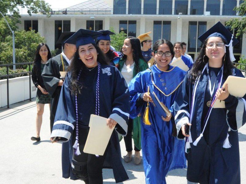Estudiantes con DACA