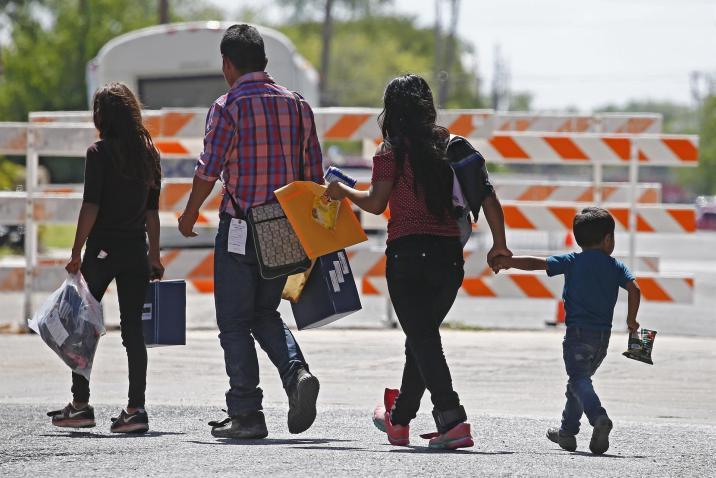 Familias inmigrantes