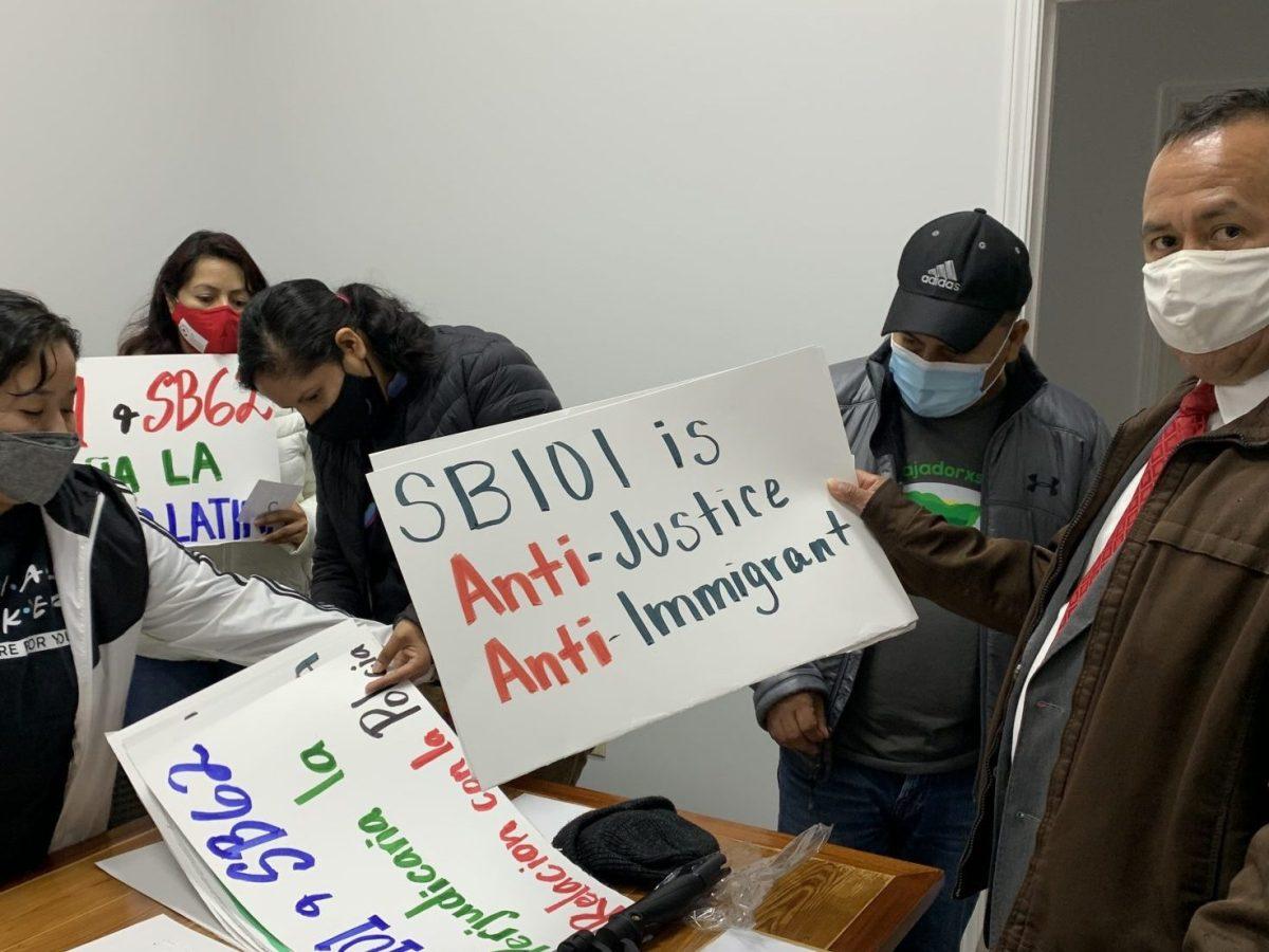 Tres proyectos antiinmigrantes siguen con vida