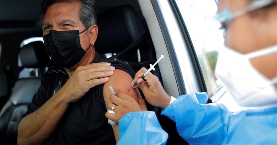 latinos vacunados Carolina del Norte