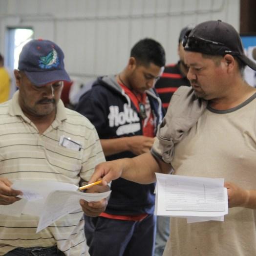 trabajadores con visa H-2A, trabajadores H-2A
