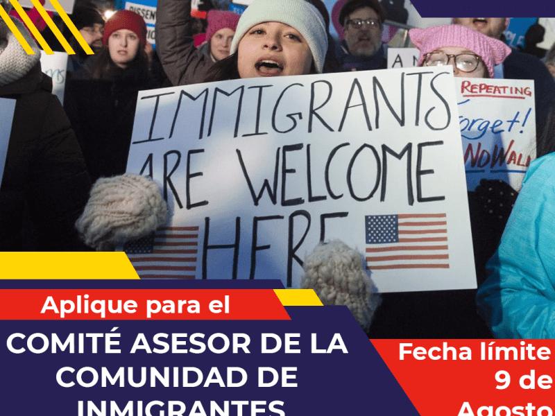 comité asesor de inmigrantes, siler city