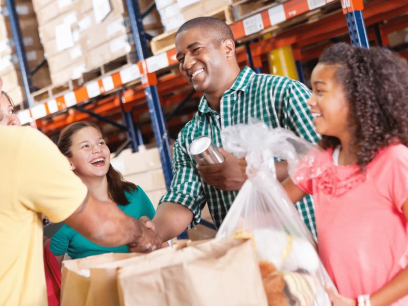 Encuesta muestra que hogares latinos tienen insuficiencia alimentaria